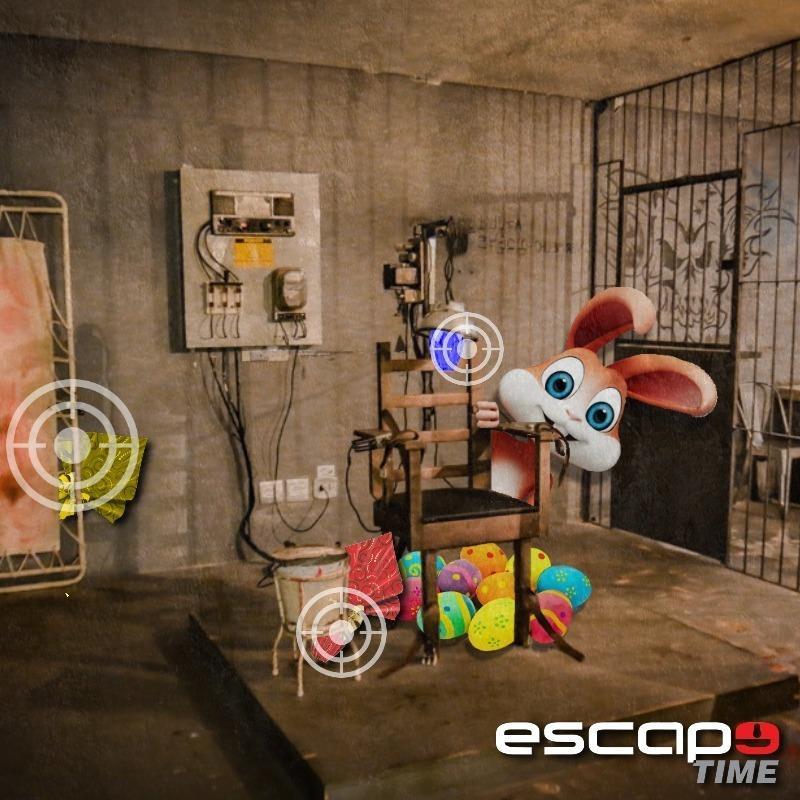 Divulgação - Escape Time realiza Promoção Caça aos Ovos