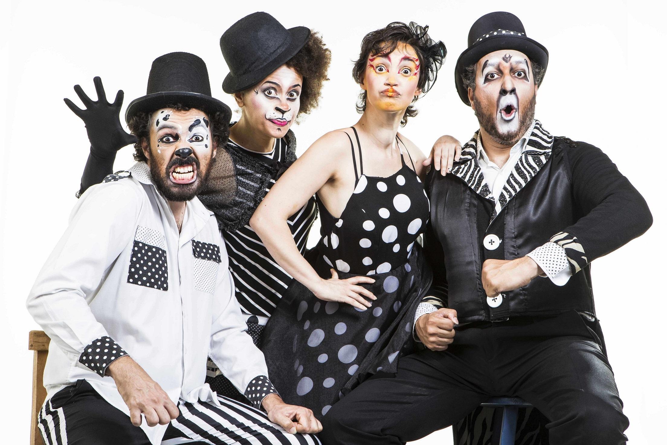 Banda Estralo canta Saltimbancos a partir de 4 de maio no Teatro MorumbiShopping