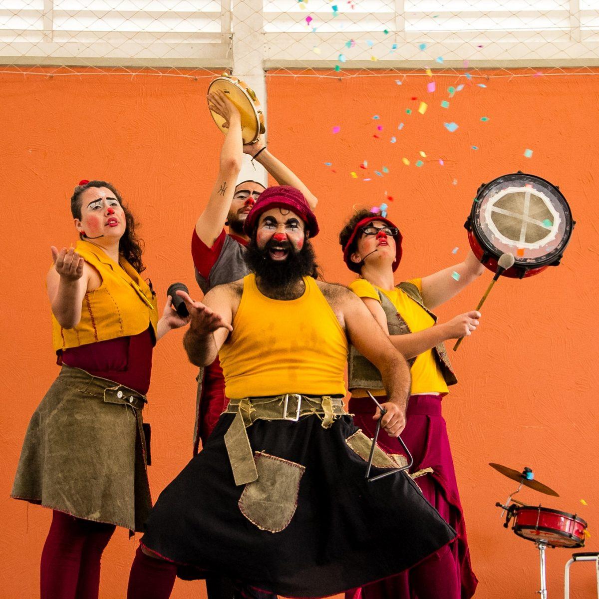 Projeto Respeitável Público leva o Circo ao Centro da Cidade dia 18 de maio