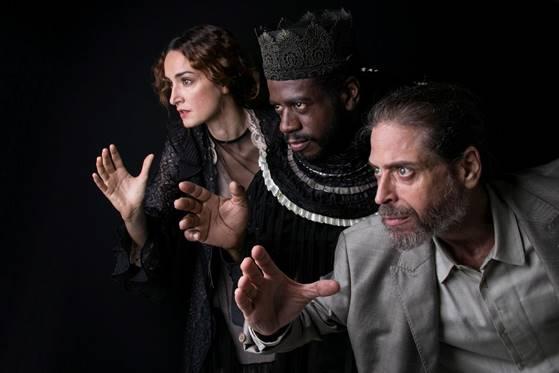 Dirigida por Clara Carvalho, Ricardo III ou Cenas da Vida de Meierhold, do romeno Matéi Visniec, estreia em junho no CCSP
