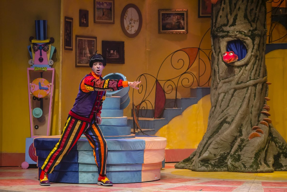 Em comemoração aos 25 anos do programa, Castelo Rá-Tim-Bum – o Musical reestreia dia 9 de agosto no Theatro Net São Paulo