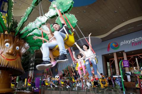 Playcenter Family garante a diversão entre pais e filhos nas Férias de Julho