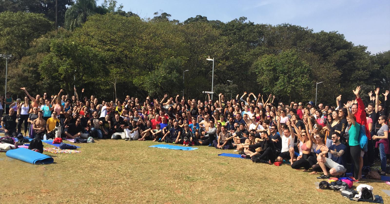 Sábado tem aula gratuita de mindfulness e meditação no Ibirapuera