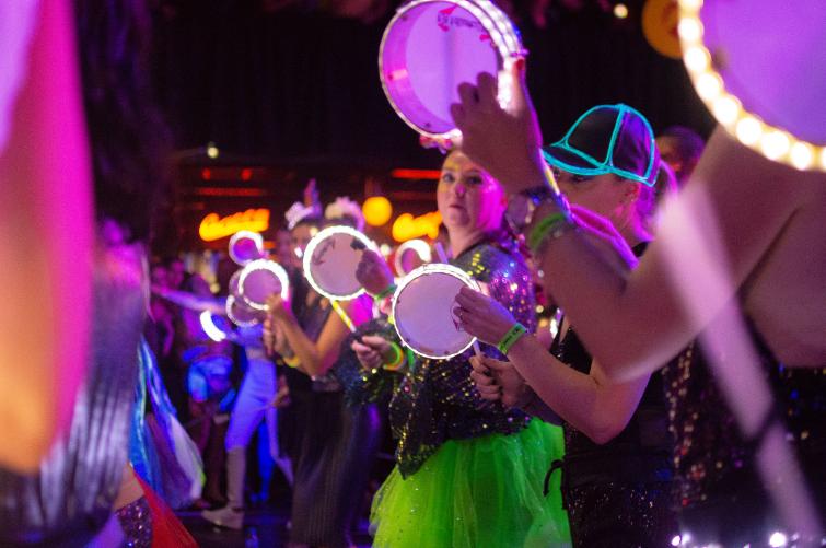 """Bangalafumenga abre a temporada do carnaval 2020 com a festa """"Banga Brilha Muito"""", no Carioca Club"""