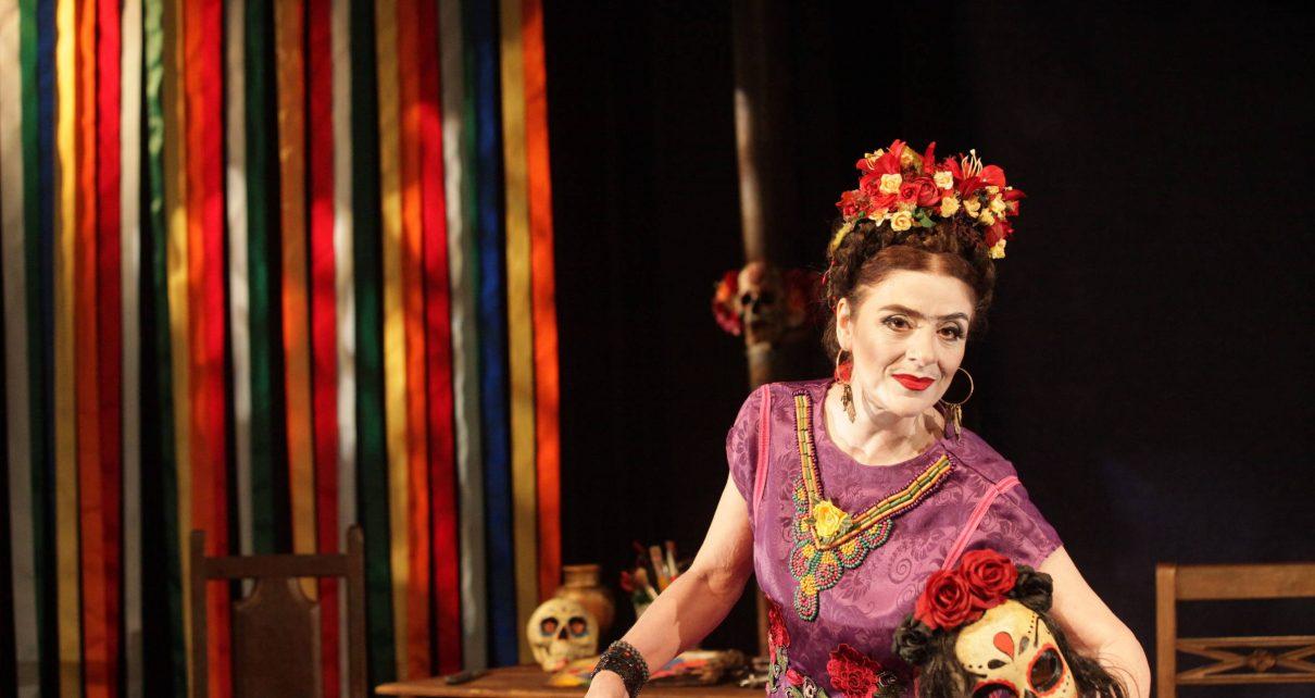 Teatro do Ornitorrinco apresenta Frida Kahlo - Viva la Vida no Itaú Cultural