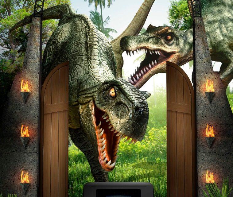 Jurassic Safari Experience traz uma aventura inesquecível para toda a família